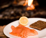 Our hand sliced Smoked Salmon Slices